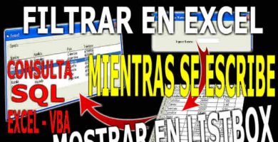 Buscar Mientras se Escribe Con SQL Mostrar en Listbox