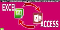 Conectar Excel con Access