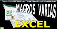 Macros Varias