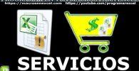 Servicios Macros en Excel