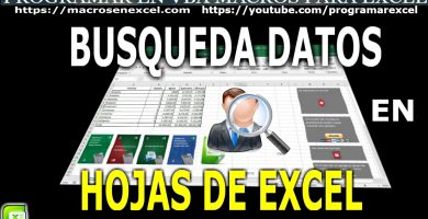 Busqueda Userform Excel