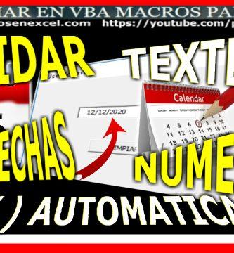 Validar Textbox ingreso fechas, ingreso numeros, barra fechas automaticas